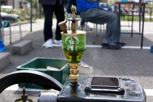 第5回石油発動機運転会