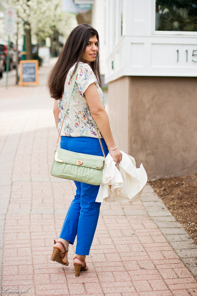 Floral blouse, blue pants.jpg