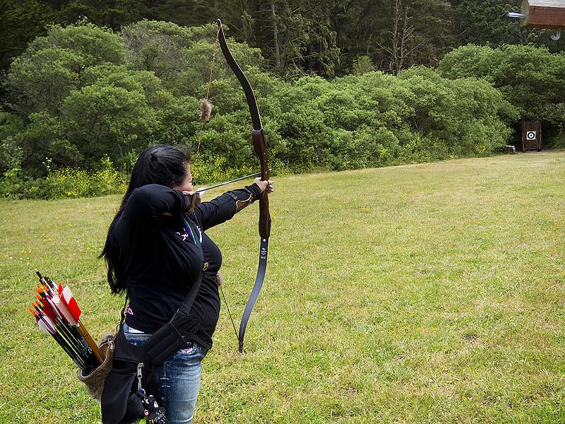 Olinda shoots