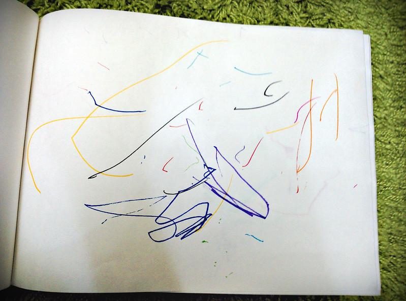 28幼兒蠟筆MUJI色筆