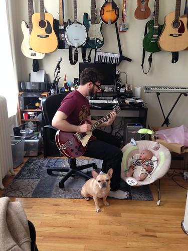 Transistor: Darren's Studio