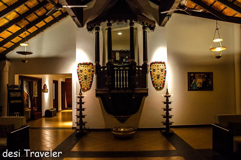 Nilavilakku Nettipattom Nettur Casket in ITC hotel Raviz Kadavu