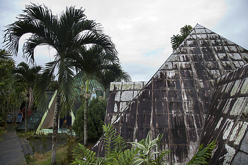 Pyramid Paradise Park, Ecuador