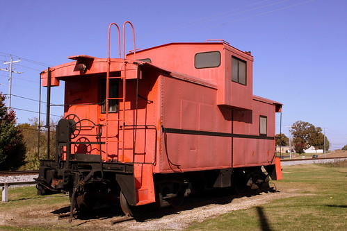 Caboose - Greenfield, TN