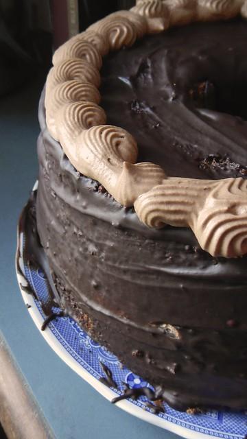 Chocolate Chiffon Cake 28