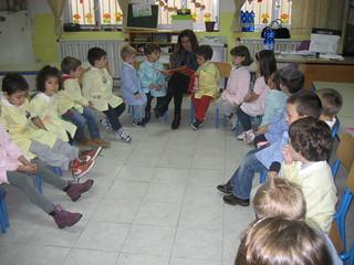 progetto lettura asilo C. SORIA