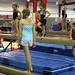 The beam area for school age rec-classes at Buckeye Gymnastics Westerville