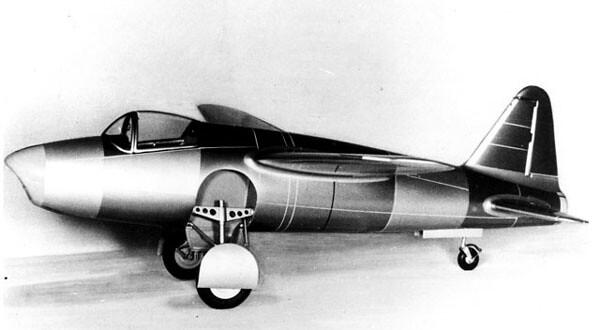 Heinkel He 178 b