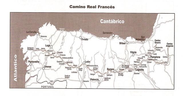 Caminho de Santiago Aragonês