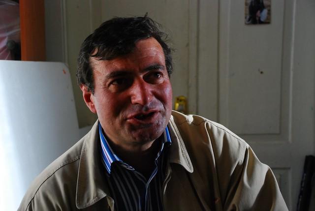 Nugzari Natenadze artist