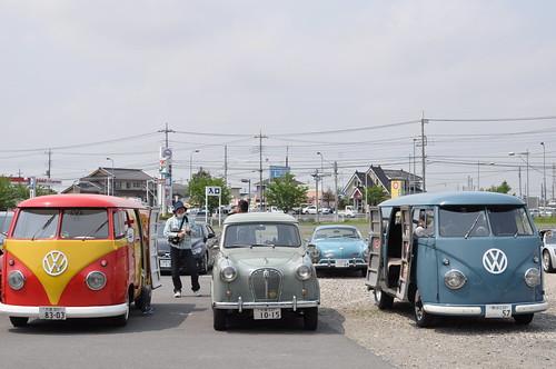 VW Bus & A35