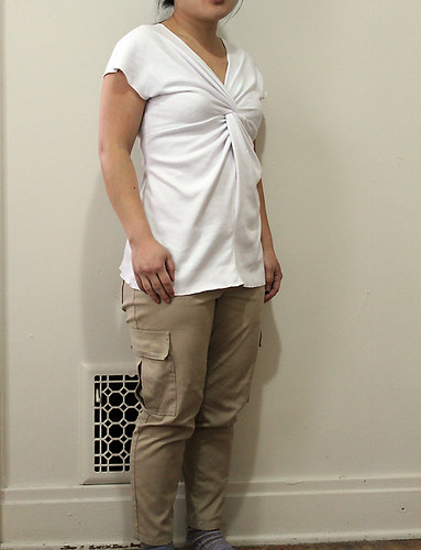 Butterick 4789 and Jalie Jeans