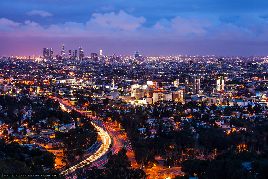Hollywood Bowl Overlook- Los Angeles