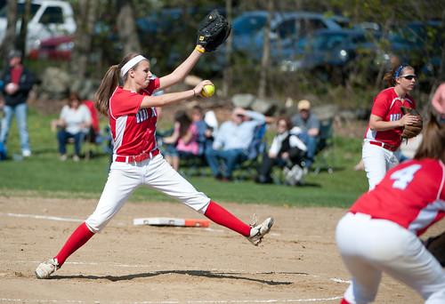 BHS Girls Softball v Melrose-4