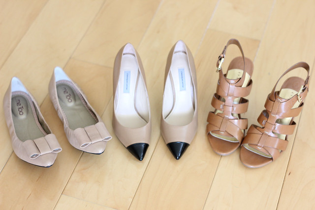 Ivanka Trump Flat Shoes
