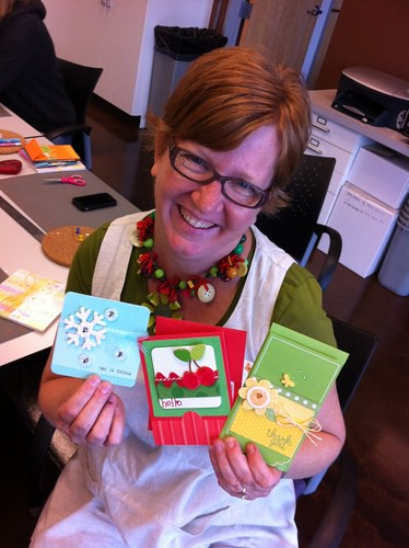 7114894001 ecae221126 Making Cards   Doodlebug style!