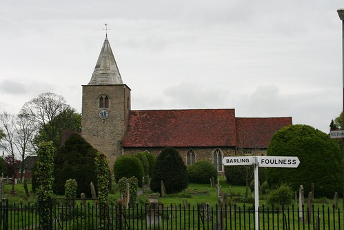 St Nicholas Church Great Wakering
