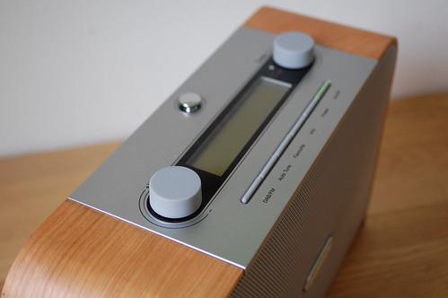 New Roberts radio –  wonderfully Rams / Ive esque