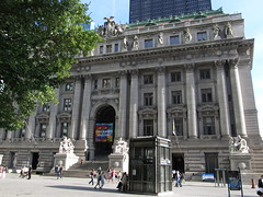 Alexander Hamilton U.S. Custom House, Manhattan, New York