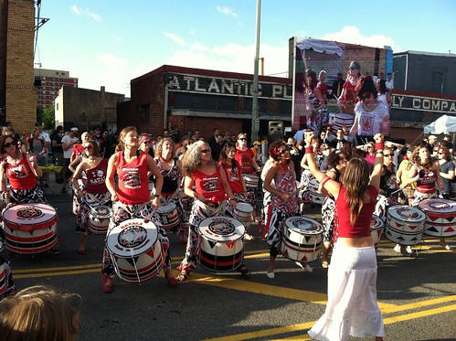 Batala, the DC Brazilian Percussion Band