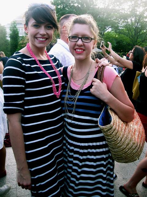 Pink/stripes