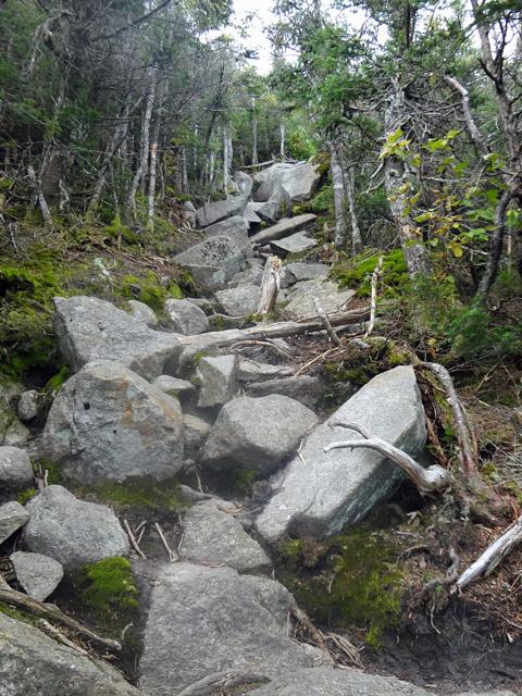 South Kinsman Climb