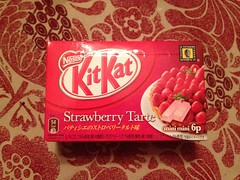 Strawberry Tarte KitKat
