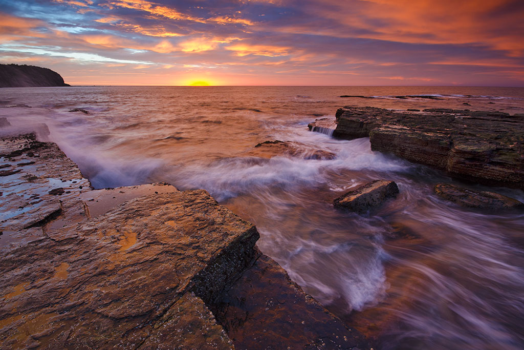 Turimetta Beach - a great place for Backpackers in Sydney