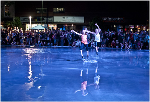 Splash Dance by felixtrio