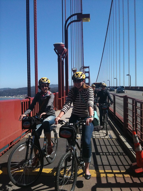 Jaimi and me on bridge