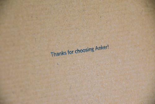 Anker 40W 5ポート USB急速充電器 ACアダプタ PowerIQ搭載