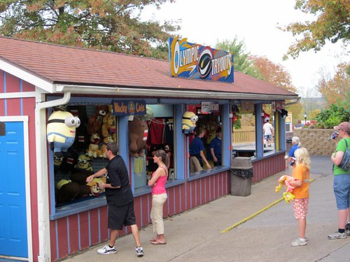 Holiday World 2011