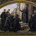 St Philip Neri blessing English Seminarians by Lawrence OP