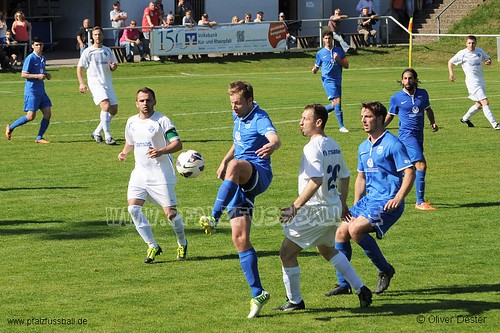 TuS Mechtersheim - FK Pirmasens