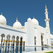 Sheikh Zayed Grand Mosque, Abu Dhabi by Tatyana Kildisheva