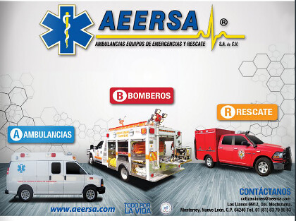 Flyer Revista más Seguridad