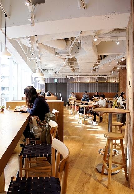 東京必吃無印良品咖啡09