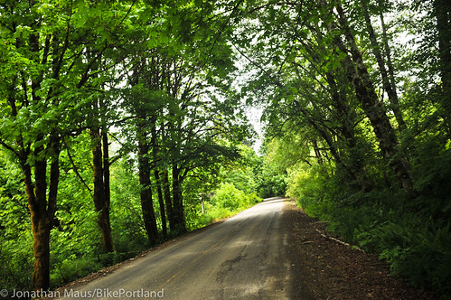 Burn Road Loop in Vernonia-23