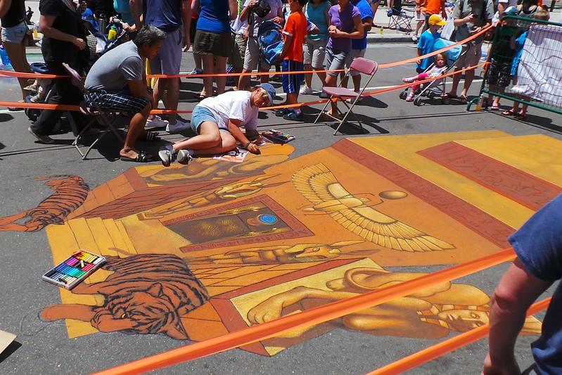 Chalk Art Festival - 02
