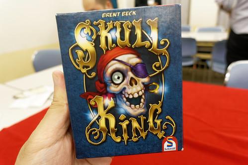 Skull Kingプレイ画像