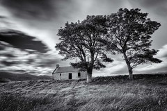 Old Croft House at Lettermore