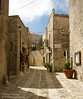 Street in Erice, Sicily