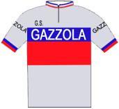 Gazzola - Giro d'Italia 1964