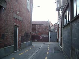 Struthers Lane, Christchurch