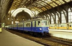 * Belgien  E. - Triebzüge  002  bis  199