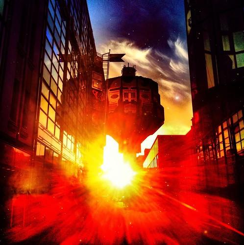 Sunburst Hipstamatic images