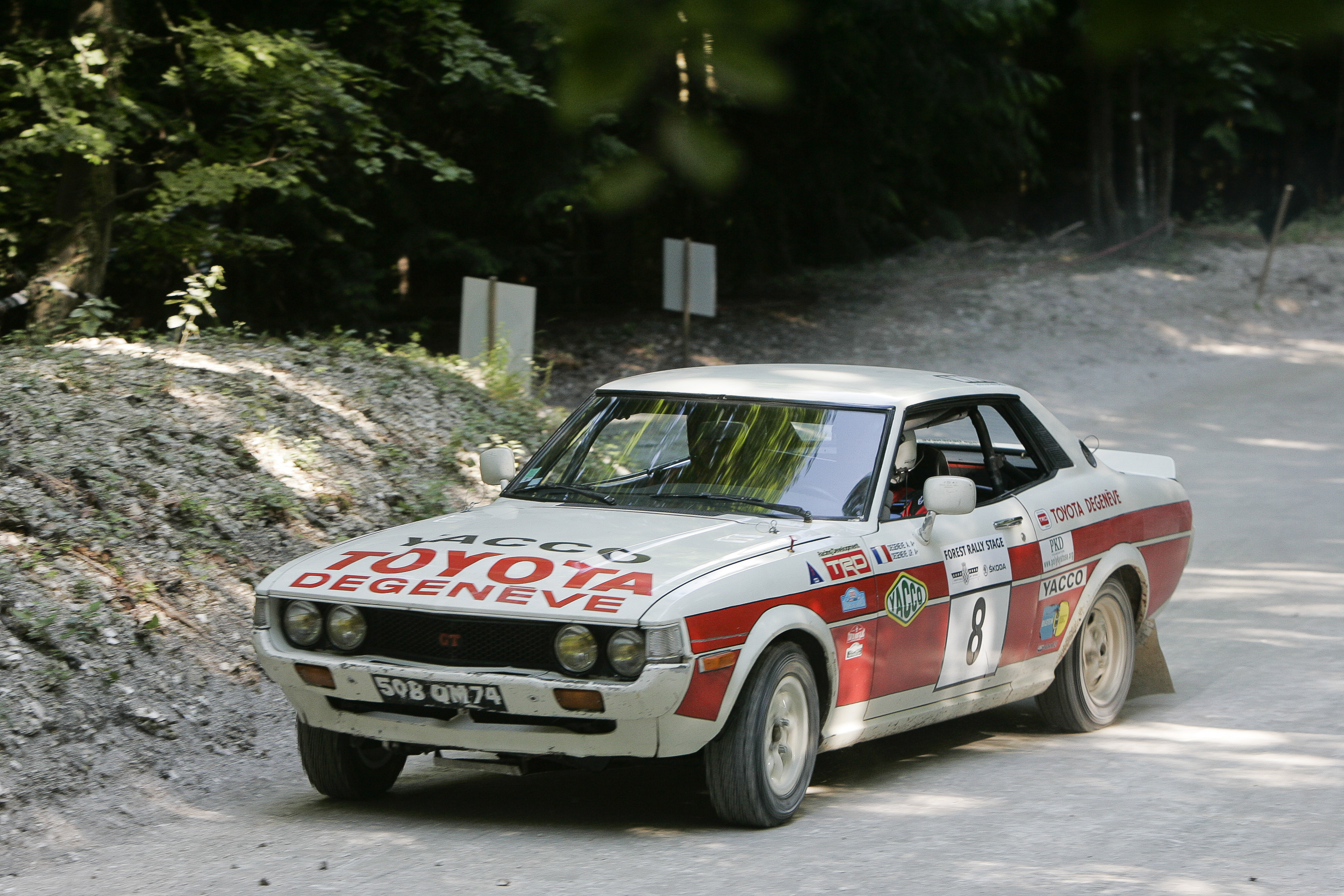 Vintage Toyota Celica rally | Toyota Celica | Pinterest | Toyota ...
