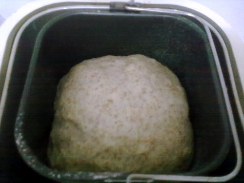 3rd bread dough 1