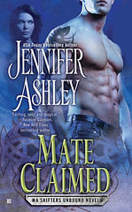 October 2nd 2012 by Berkley              Mate Claimed (Shifters Unbound #4) by Jennifer Ashley