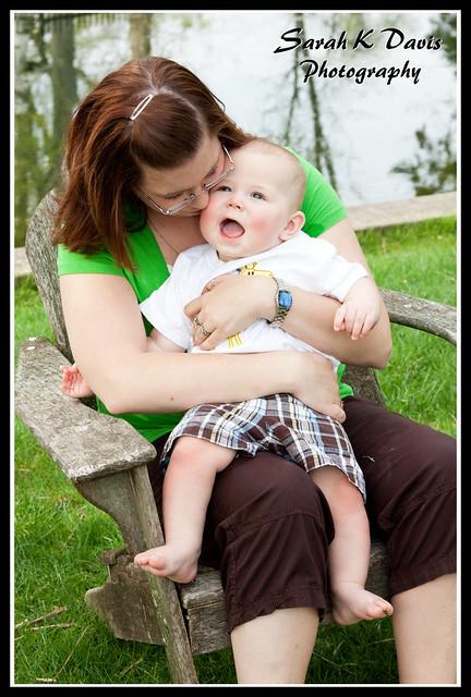 Sam & Mommy